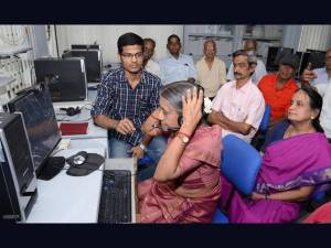 Bengal summer camp to coach elderly on internet