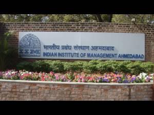 IIM Ahmedabad changes curriculum