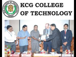 KCG College of Technology offers admissions to UG & PG Courses