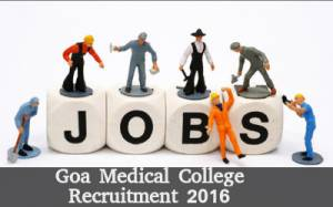 Goa Medical College Recruits 106 Sweeper Posts