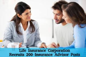 LIC Amravati Recruits 200 Insurance Advisor Posts