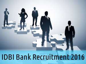 IDBI Bank Hiring for Chief Customer Care Officer