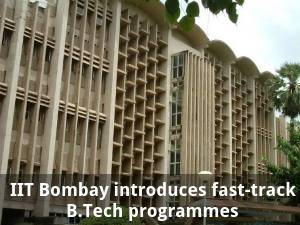 IIT Bombay introduces fast-track B.Tech programmes