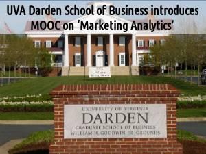 UVA Darden School of Business introduces MOOC