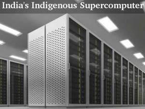 India's Indigenous Supercomputer