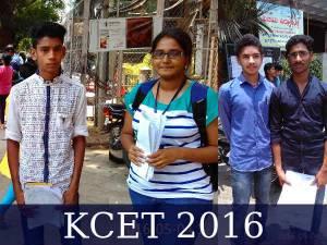 Karnataka CET – Biology and Maths Papers
