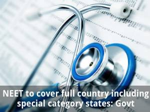 NEET to cover special category states