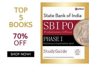 Prepare Now for SBI PO Exam! Top 5 Books