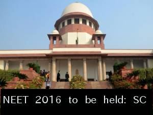 All The Private Colleges Should Adhere to NEET