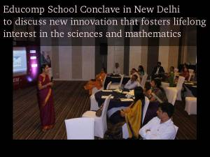 Educomp School Conclave in New Delhi