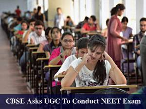 CBSE Asks UGC To Conduct NET Exam From 2017