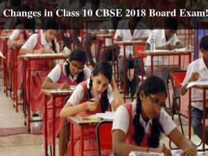CBSE Plans Big Change In 2018 Class 10 Board Exam