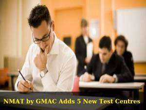 GMAC Announces 5 New Test Centres For NMAT By GMAC