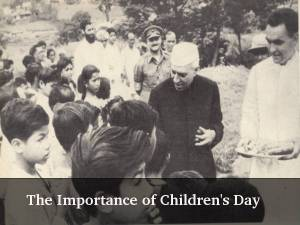 Children's Day: Its importance and relevance