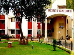 Pondicherry University Distance Eudcation Program