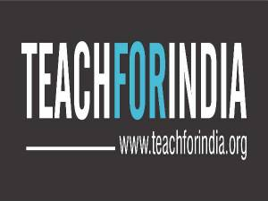 Teach For India Invites Applications To Fellowship