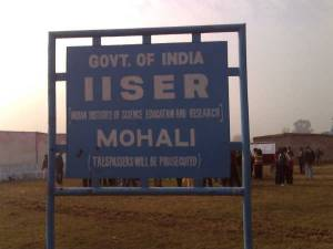 IISER, Mohali Opens Admissions for MS PhD