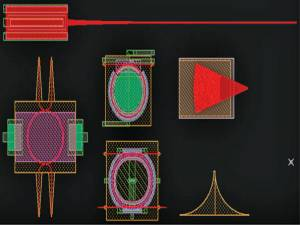 Design your own silicon photonics clip.