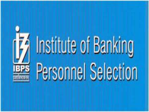 IBPS CWE Special Officer VI Exam Score Cards Out