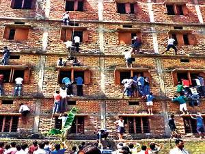 Mass Copying Makes UP Board Exams Unreliable