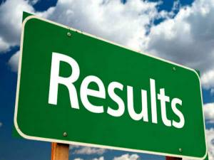 Aptitude test result released