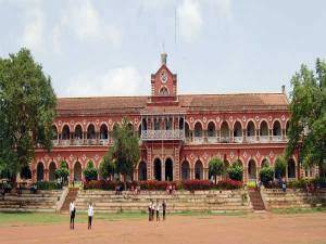 Karnatak Arts College Admissions For BTA