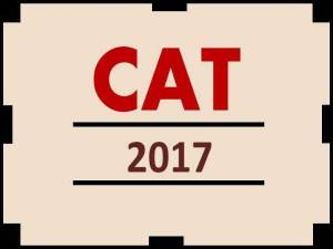 CAT 2017 Admit Cards To Be Out on October 25