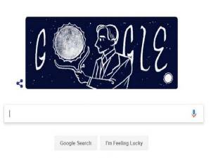 Google Honours S. Chandrasekhar on his Birthday