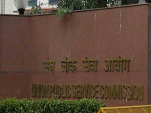 UPSC Recruitment 2017 Open for Various Posts