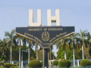 Hyderabad varsity gets 'Best University' award