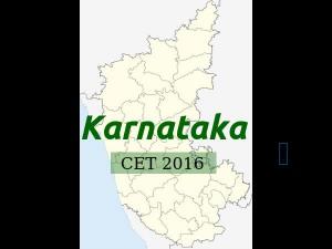 Kcet 2016 Exam Dates Announced