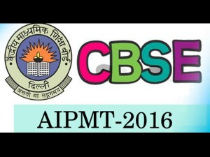 Cbse Aipmt 2016 Exam Date Announced