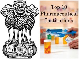 India Rankings 2016 Nirf Top 10 Pharmaceutical Institutions