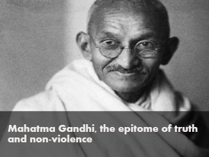 Knowing Mahatma Gandhi The Father The Nation