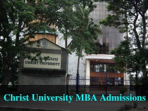 Christ University Invites Applications For 2017 Mba Admissions