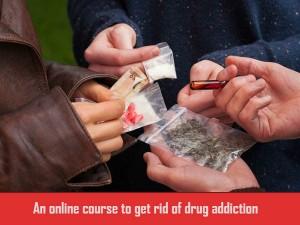 An Online Course Get Rid Drug Addiction