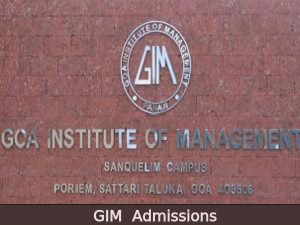 Gim Invites Applications Mba Admissions