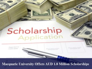 Macquarie University Offers Aud 1 8 Million Scholarships For Indians