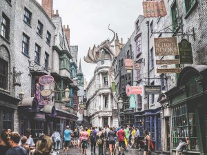 8 Things That The World Harry Potter Taught The Student Comm