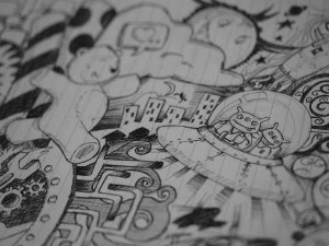 Busting Myths About Doodling Students