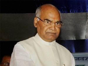Education Career President Ramnath Kovind