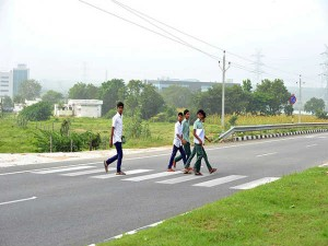 What Are The Measures Ensure Road Safety Students