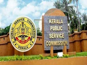 Kerala Psc Recruitment 2017 Apply Various Posts