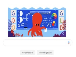 Teachers Day 2019 Google Tributes Teachers With Animated Doodle