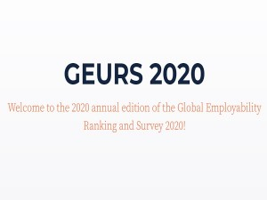 Global Employability Ranking And Survey 2020 List Of Indian Universities