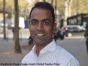 Global Teacher Prize 2020 Maharashtra Teacher Ranjitsinh Disale Wins 1 Million Global Teacher Prize