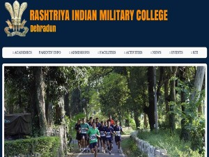 Rashtriya Indian Military College Entrance Exam And Admission Process