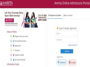 Aeee Result 2021 Declared For Phase 1 2 At Amrita Edu