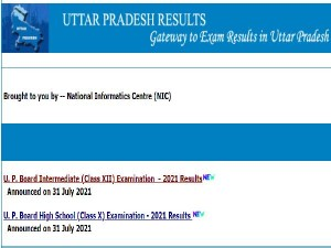 Up Board Result 2021 Up Board Class 10th 12th Result 2021 Declared Check Upmsp 10th 12th Result 2021