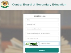 Cbse School Wise Result For Class 10th And 12th At Cbseresults Nic In
